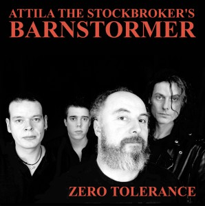Barnstormer Zero Frontcover