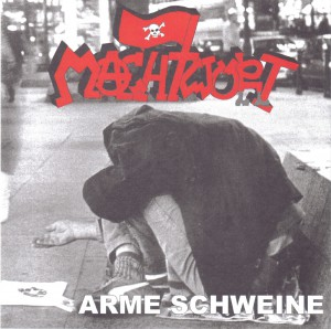Machtwort Frontcover