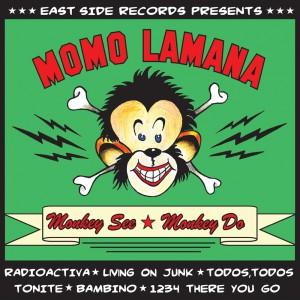 Momo Lamana Frontcover