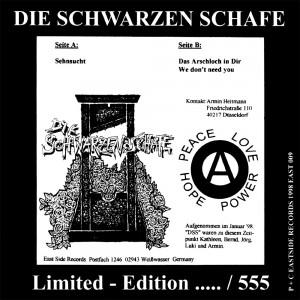Schwarze Schafe Exitus Backcover