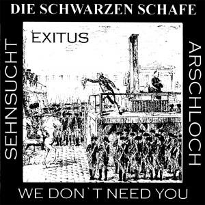 Schwarze Schafe Exitus Frontcover