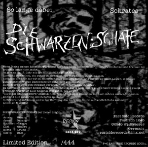 Schwarze Schafe Hope Backcover