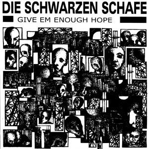 Schwarze Schafe Hope Frontcover