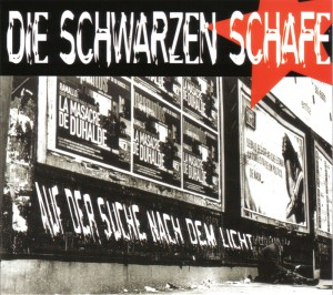 Schwarze Schafe Licht Frontcover