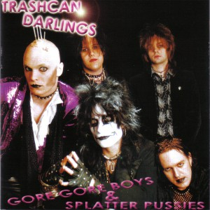 Trashcan Darlings Gore Frontcover